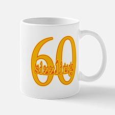 Sizzling 60 B-day Mug