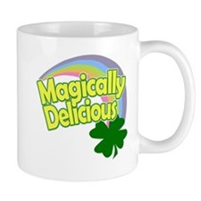 Magically Delicious Pastel Rainbow Mug