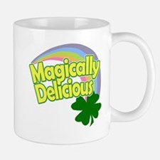 Magically Delicious Pastel Rainbow Mug