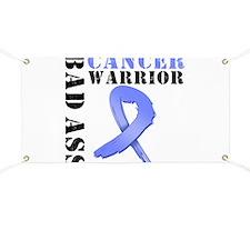 Stomach Cancer Warrior Banner