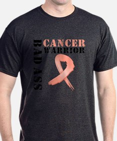 EndometrialCancer Warrior T-Shirt