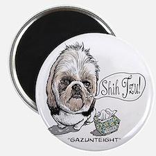 Cute Shih Tzu Magnet