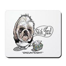 Cute Shih Tzu Mousepad