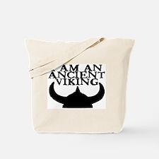 I AM AN ANCIENT VIKING Tote Bag