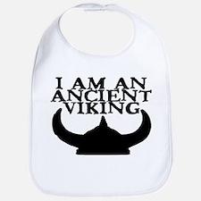 I AM AN ANCIENT VIKING Bib