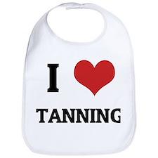 I Love Tanning Bib