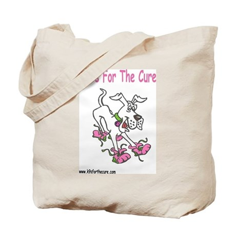 K9s For The Cure Tote Bag