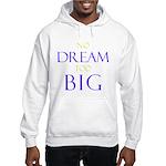 No Dream Too Big Hooded Sweatshirt