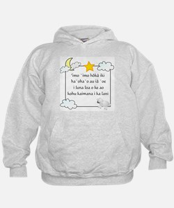 Hawaiian Twinkle Little Star Hoodie