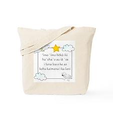 Hawaiian Twinkle Little Star Tote Bag