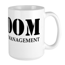 Groom Under New Management Mug