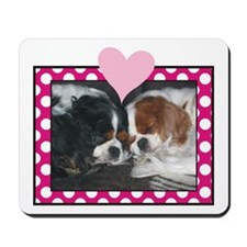 Sadie & Chloe Linden Mousepad
