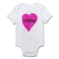 XOXOXO Infant Bodysuit