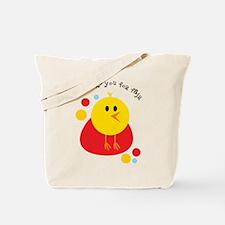 I'll Wake You For Fajr Tote Bag