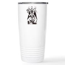 Sabbat Goat Travel Mug