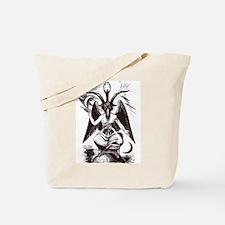 Sabbat Goat Tote Bag