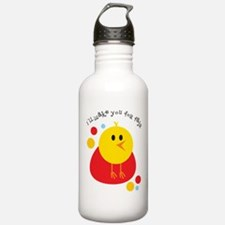 I'll Wake You For Fajr Water Bottle
