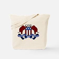 GOP Coat of Arms Tote Bag