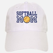Softball Mom Baseball Baseball Cap