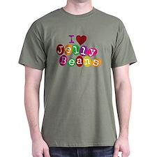 I Love Jellybeans T-Shirt
