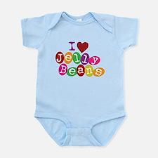 I Love Jellybeans Infant Bodysuit