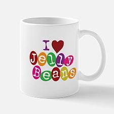 I Love Jellybeans Mug