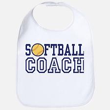 Softball Coach Bib