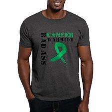 BadAssLiverCancer Warrior T-Shirt