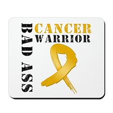 Appendix Cancer Warrior Mousepad