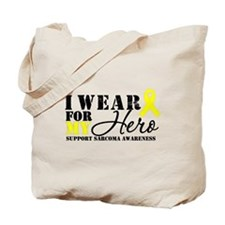Sarcoma Hero Tote Bag