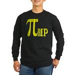 Pi mp Long Sleeve Dark T-Shirt