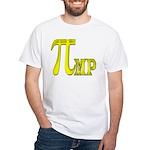 Pi mp White T-Shirt