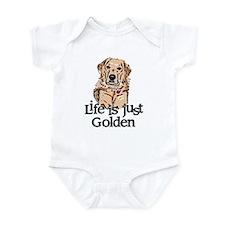 Life is Just Golden Infant Bodysuit