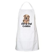 Life is Just Golden Apron