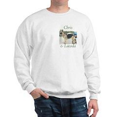 Custom Pet Therapy Shirt Sweatshirt