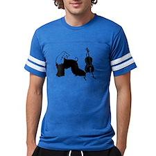 Gold Star Lesbian T-Shirts T-Shirt