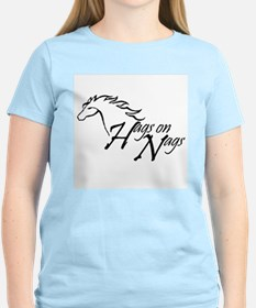 Hags On Nags T-Shirt