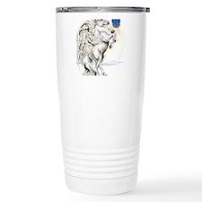 Rearing Pegasus Stallion Travel Mug