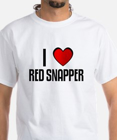 I LOVE RED SNAPPER Shirt