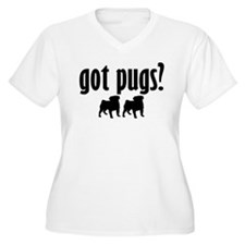 Got Pugs? (2) T-Shirt