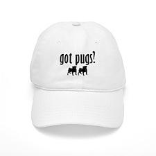 Got Pugs? (2) Baseball Cap