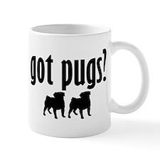 Got Pugs? (2) Mug