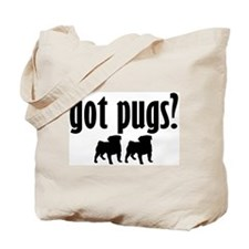 Got Pugs? (2) Tote Bag