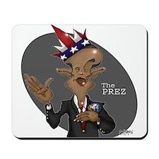 The PREZ Mousepad