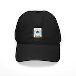 GILBERT Family Crest Black Cap