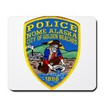 Nome Police Mousepad