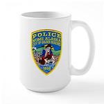 Nome Police Large Mug