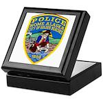Nome Police Keepsake Box