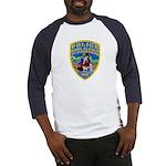 Nome Police Baseball Jersey