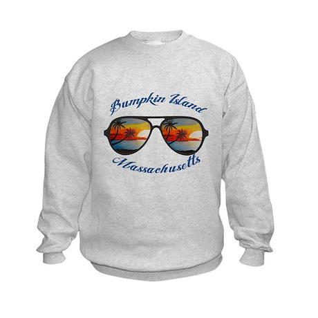 Massachusetts - Bumpkin Island Sweatshirt
